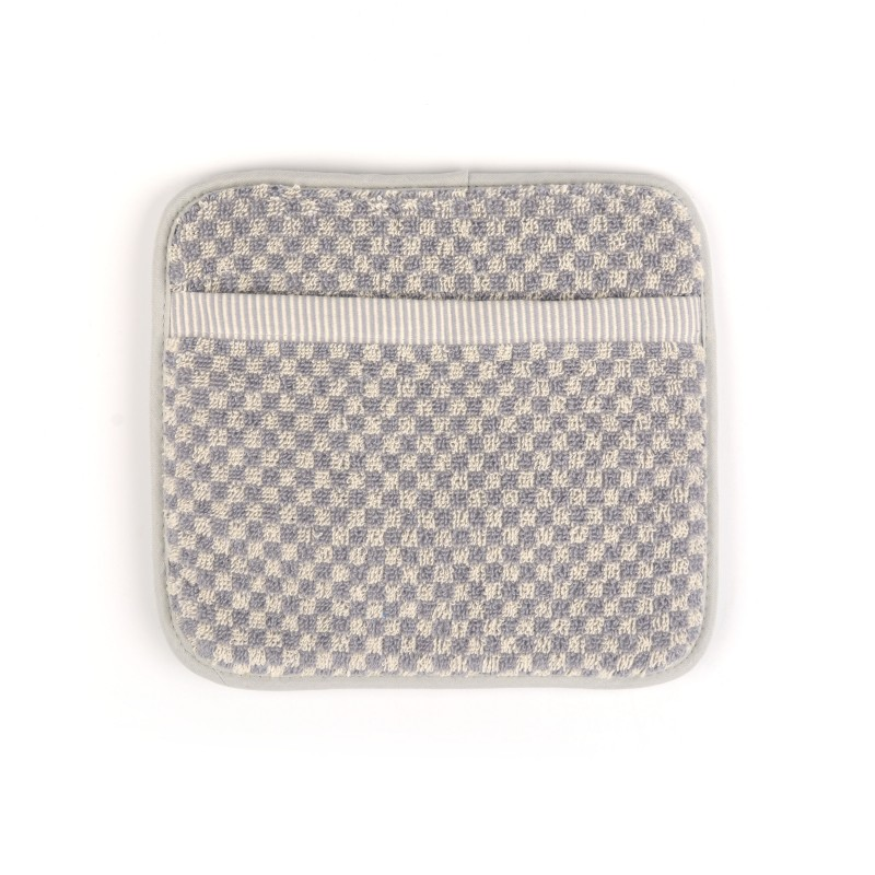 Panlap Small Check Grey