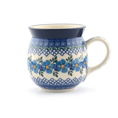 Farmer mug 500 ml Pansy