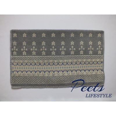 Handdoek Marakesh Grey