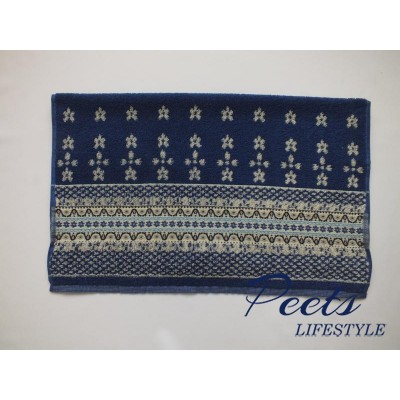 Handdoek Marakesh Royal blue