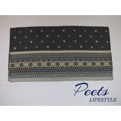 Theedoek Fresh Dark Blue