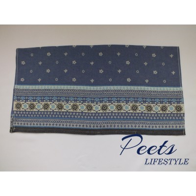 Theedoek Fresh Royal Blue