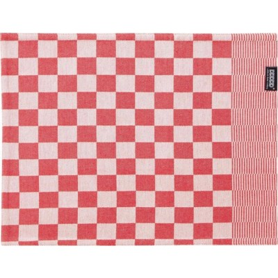 Placemat Barbeque Red 2 stuks